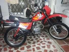 Vendo Honda Xl 125 Modelo 1996