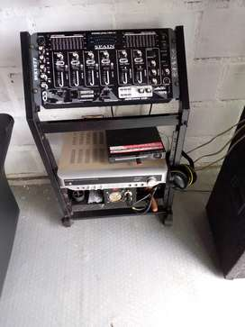 Se vende equipo de sonido