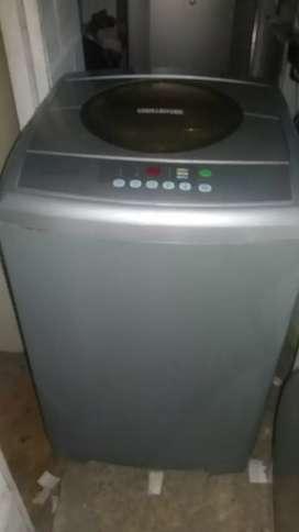 Ventas de lavadoras y neveras