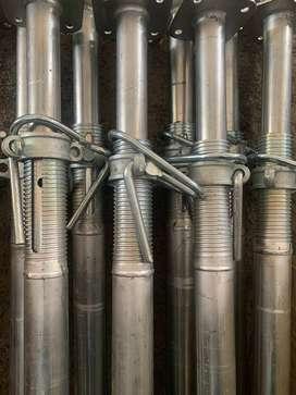 Puntal Metalico Electrogalvanizado
