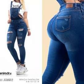Braga de jean