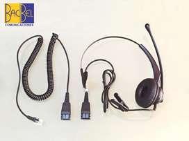 YEALINK - HEADSET (AURICULAR TIPO VINCHA) YHS33 PARA TELÉFONO IP - EQUIPO NUEVO - DISTRIBUIDOR AUTORIZADO