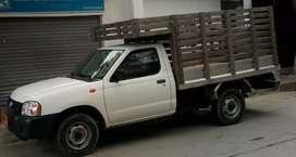 Transporte de carga y mudanza a todo destino