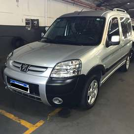 PEUGEOT PARTNER PATAGONICA VTC PLUS HDI 2018!! IMPECABLE!! SOLO 100.000KMS!!