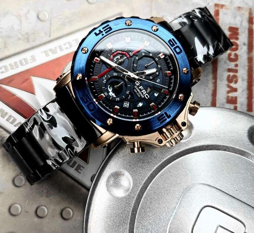 Relojes masculinos 1605 g force sumergibles envio gratis