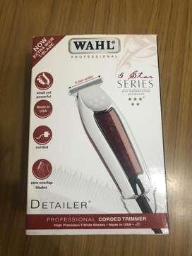 Vendo patillera/trimmer wahl detailer
