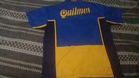 Camiseta de boca Quilmes 1905  retro