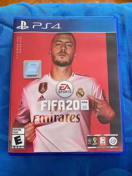FIFA 20 Playsation 4