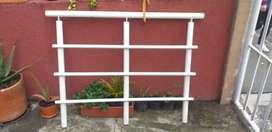 Baranda tipo balcón