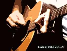 Clases Guitarra Urdesa