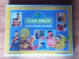 Curso infantil de inglés Sesame English