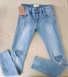 Pantalones, jeans europeos
