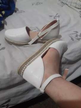 Zapatos para dama impecables