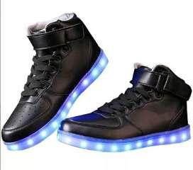 Zapatos Tenis de luces Led (luces - Luminosos) Garantia en las luces