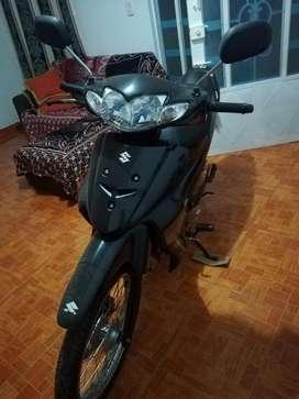 Moto Best 125 Poco Uso