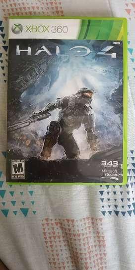 Halo 4 Original- 2 Discos Xbox 360