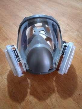 Mascara Antigases completa