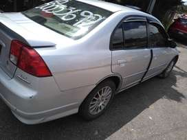 Remato honda Civic 05 nítido. Q22,000.00
