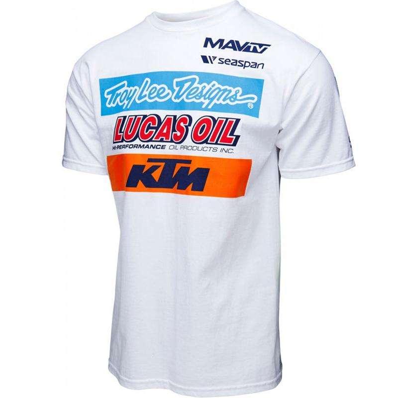 Camiseta Ktm Troy Lee 0