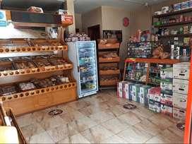 Se vende una panadería