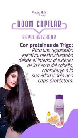Shampoo magie hair