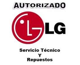 Servicio Técnico LG Reparacion Neveras Lavadoras