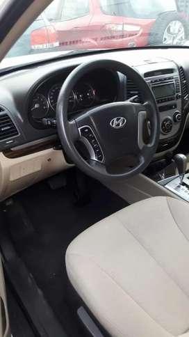 Hyundai santa fe 2010 C/2.4