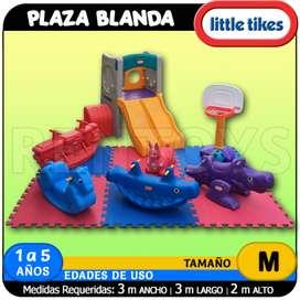 Alquiler de juegos para chicos, Plazas Blandas, Casitas, Centros de actividad, y mucho más