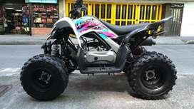 Yamaha raptor 90 cc nueva cuatrimoto