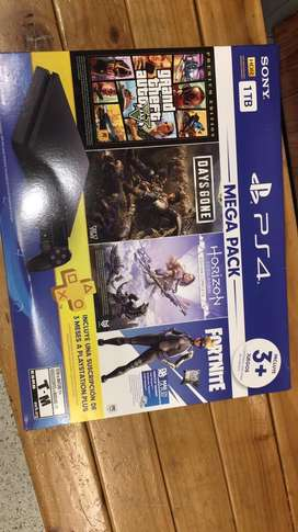 Vendo Play station Ps4