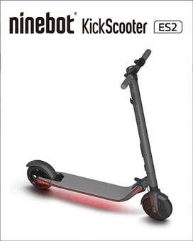 Scooter Ninebot ES2 en perfecto estado.