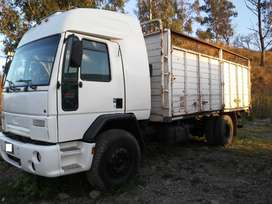 Ford Cargo 1730 2006 a bomba