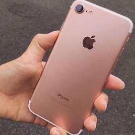 Iphone 7 de 128gb rose