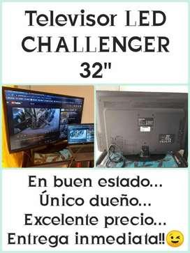 """T.V CHALLENGER 32"""""""