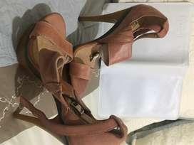 Zapatos de tacón altos de 7cm
