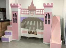 Se vende castillo para niña