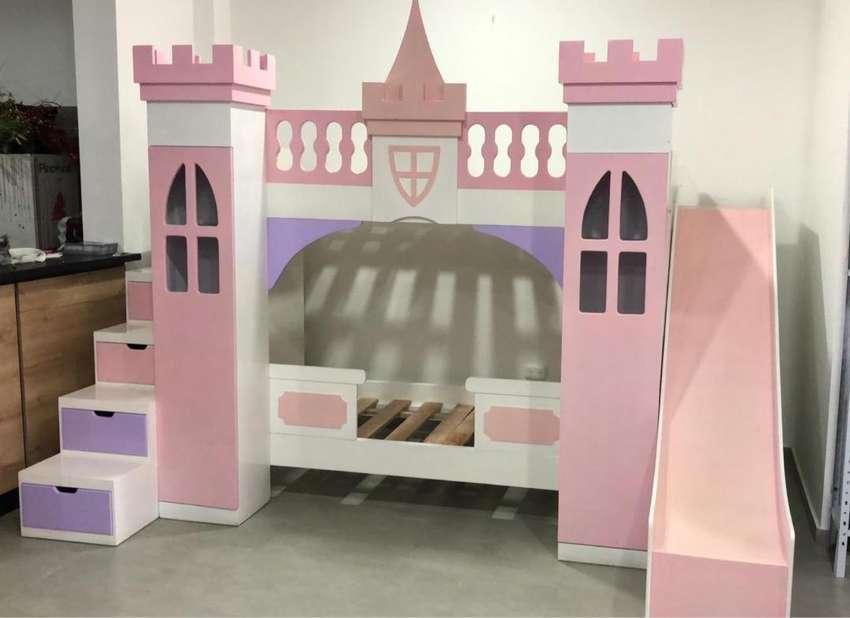 Se vende castillo para niña 0