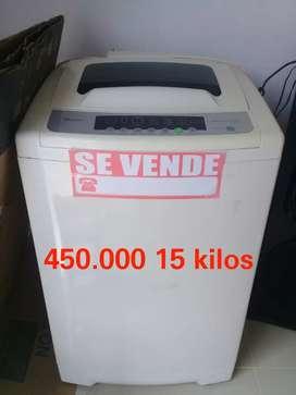 Lavadora digital 13 kilos