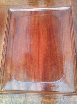 barnizado y pintura en madera