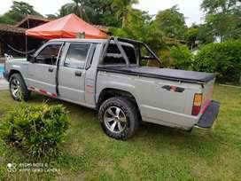 Venta camioneta de segunda precio negociable