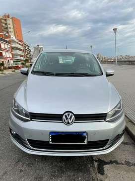 Vendo Volkswagen Fox trendline 5p impecable