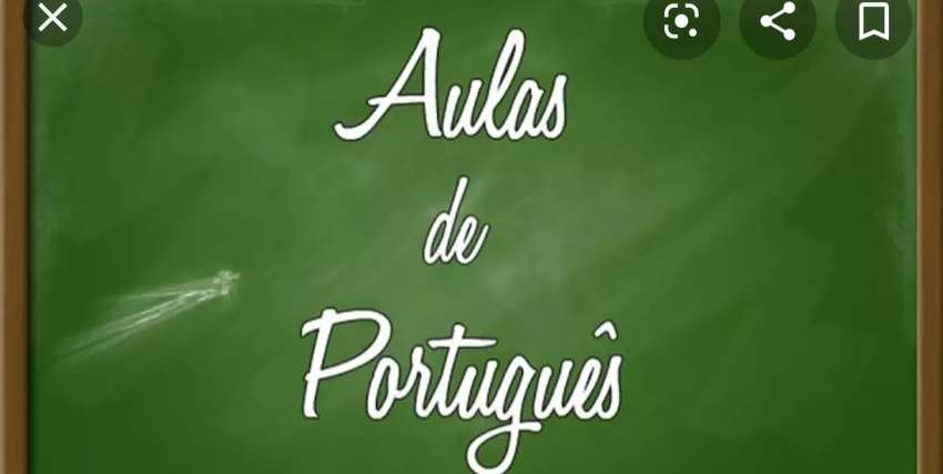 Clases de Portugués Profesora Nativa 0
