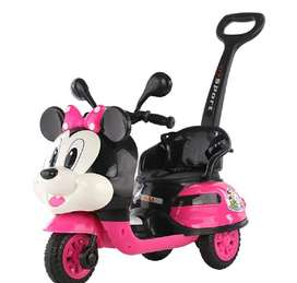 Moto eléctrica para niña 2021