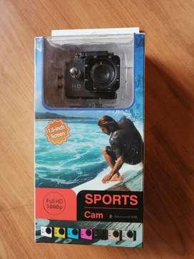 Action Cam 1080p Como Nueva 25,000
