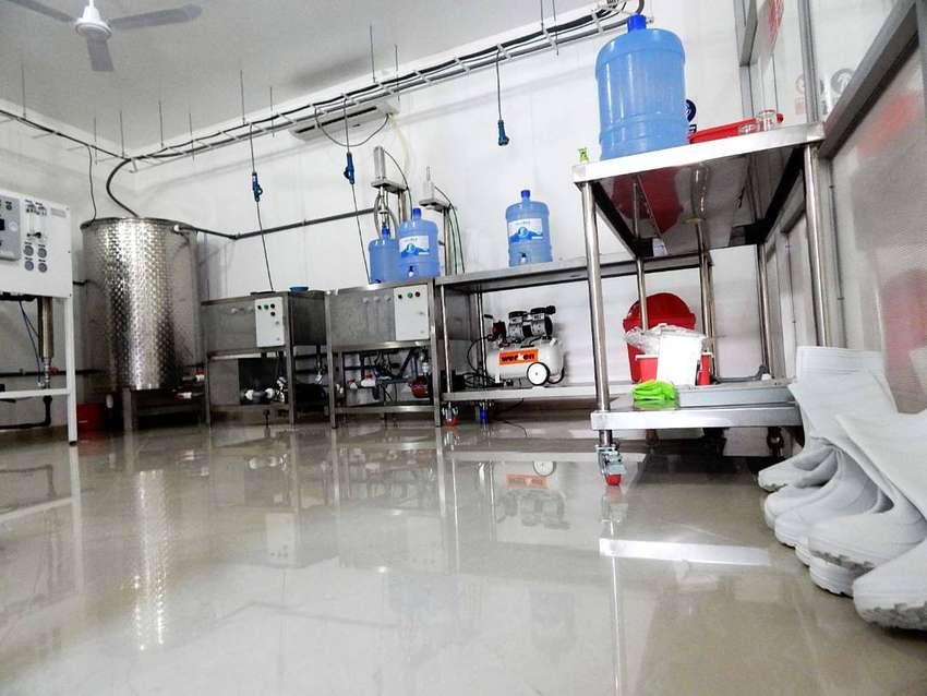 Planta Maquinaria de Agua de Mesa 0