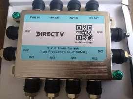 Multiswichet 3x8 Directv