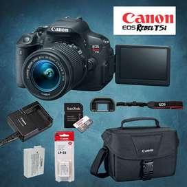 Cámara reflex Canon T5i