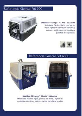 Kennel Guacales Huacal talla L 80x56x60