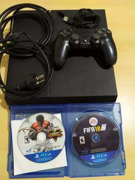 PS4 impecable