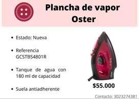 Plancha de vapor - Oster